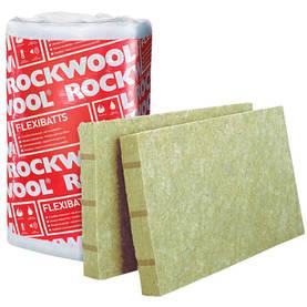 Isoleringsskiva Rockwool Flexibatts 5,90m2 221210, 66x615x1200mm,  24pkt/pall - Lakkapää Oy webbutik